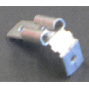 Male Push-On 2-Way Connector-100Pk