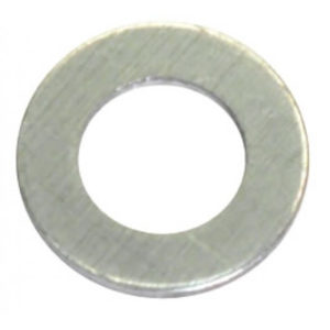 1/2in x 7/8in x 3/32in Aluminium Washer-25Pk