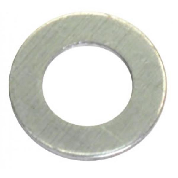 1/2in x 7/8in x 3/32in Aluminium Washer-25Pk