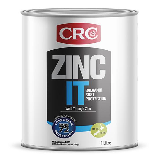CRC ZINC IT 1LTR
