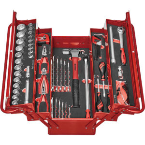 Teng 56pc General Metic EVA Tool Kit