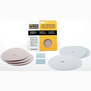 WS Coarse Abrasive Kit For WS3000