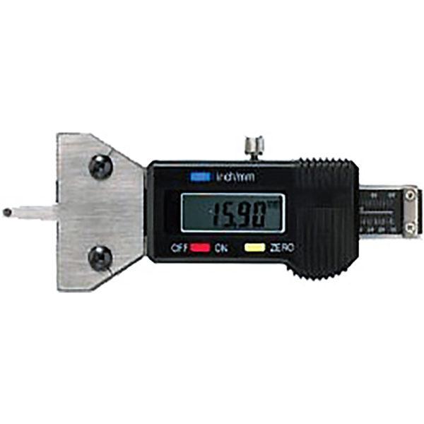 Limit Digital Tyre Profile Depth Gauge 0-25mm