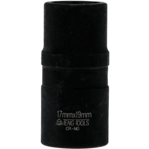Teng 1/2in Dr. Impact Socket 17 x 19mm