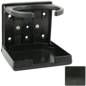 ProMarine Drink Holder - Black 100mm