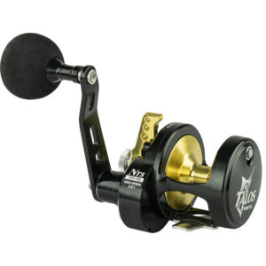 Omoto Talos FF-T622HG 12N High Speed Jigging Reel - RH