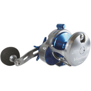 Omoto Vantage V20J-HG Single Speed Jigging Reel - RH