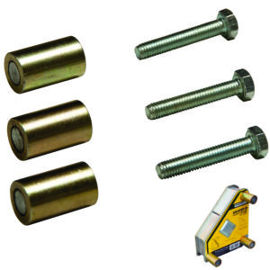 Stronghand 3 Axis Magnetic Posts for Adjust-O Magnet Squar
