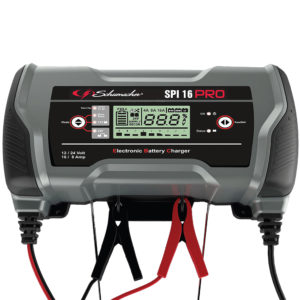 Schumacher Battery Charger 12V-16A / 24V-8A