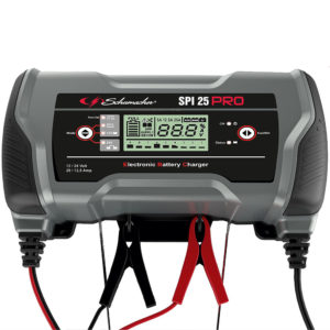 Schumacher Battery Charger 12V-25A / 24V-12.5A
