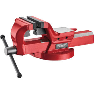 Teng Work Bench Vice 4in / 100mm Jaw