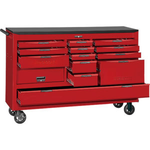 Teng 13-Drawer 8-Series 67in Roller Cabinet - The Beast