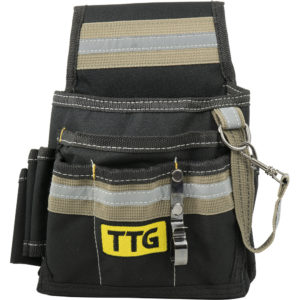 TTG 9 Pocket Electricians Tool Pouch