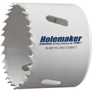 Holemaker Bi-Metal Holesaw 59mm Dia.