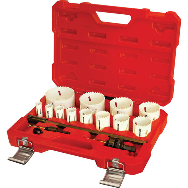 Holemaker 16pc Bi-Metal Holesaw Set - General
