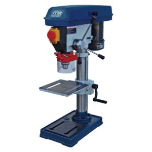 ITM Pedestal Bench Drill Press 13mm Cap. 375W