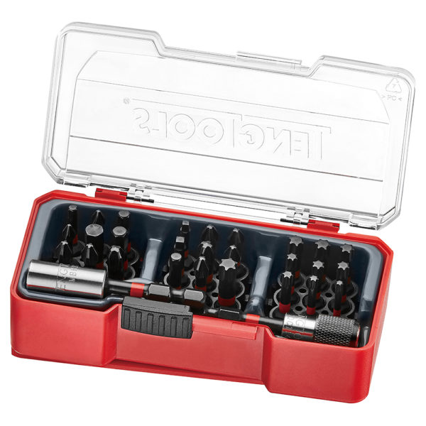 Teng 29pc Impact Bits Set (PH-PZ-ROB-HEX-TX-PH2G)