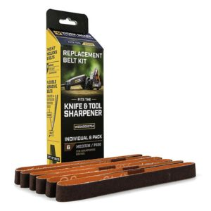WS 6pc Replacement Belt Pack 220 Grit For WSKTS (Brown)