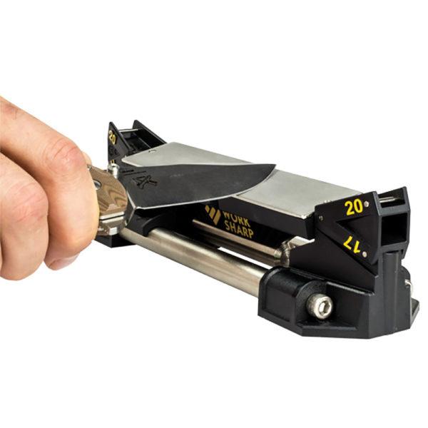 Worksharp Guided Sharpening System