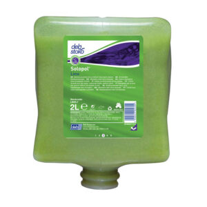 Deb Stoko Solopol Lime - 2L Cartridge
