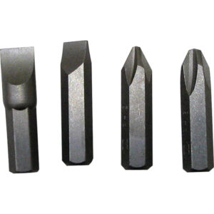 Teng 4pc 5/16in Dr. Bit Set for Id506 Imp Driver