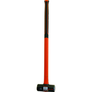 TACTIX - SLEDGE HAMMER FIBREGLASS HANDLE 10LB
