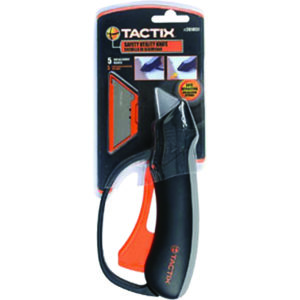 Tactix Knife Safety Utility