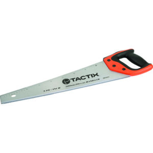 Tactix Saw Hand 380mm/15in Polished