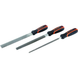 Tactix File Steel 3pc Set
