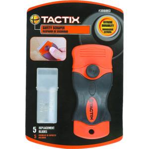 Tactix Scraper Safety w/ 5pc Blade