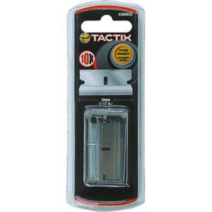 Tactix - Scraper Blade 10Pc