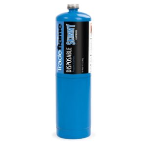 TRADEFLAME DISPOSABLE PROPANE GAS
