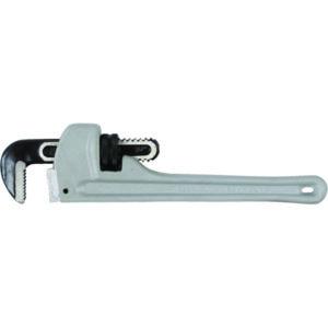 Tactix Pipe Wrench 200mm/8in Aluminium