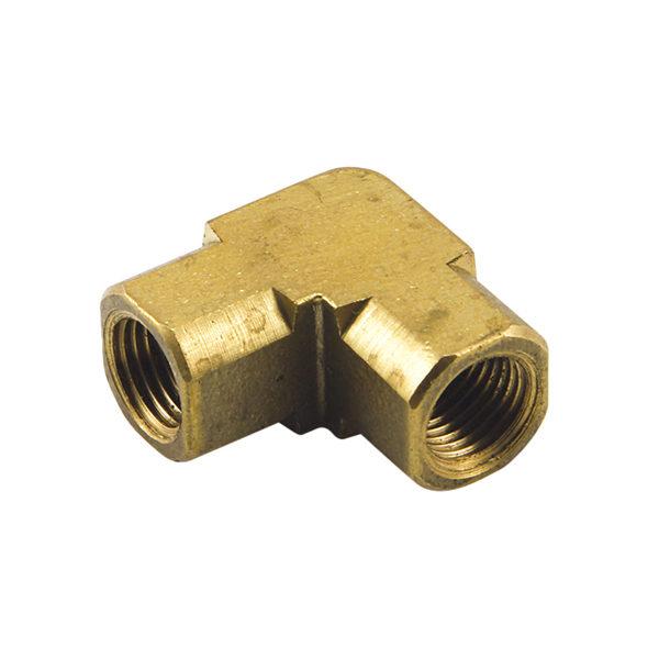 Brass 1/4in BSP Female Elbow