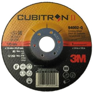 CUBITRON II FLEX GRIND 125mm 36+