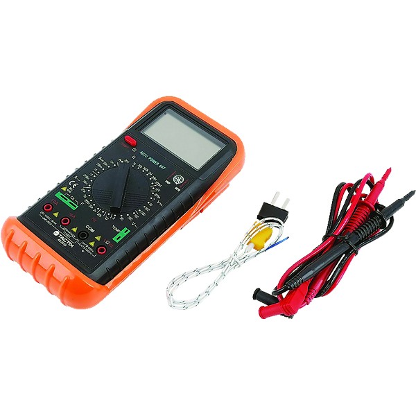 Tactix Digital Multi-Function Multimeter AC1000V
