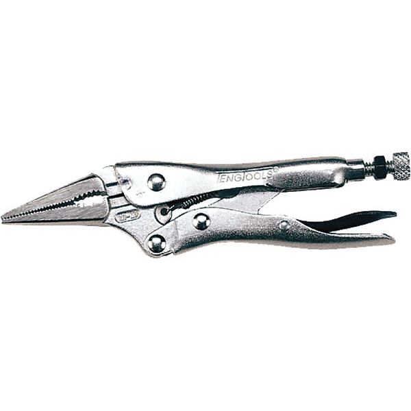 Teng 9in Long Nose Power Grip Plier