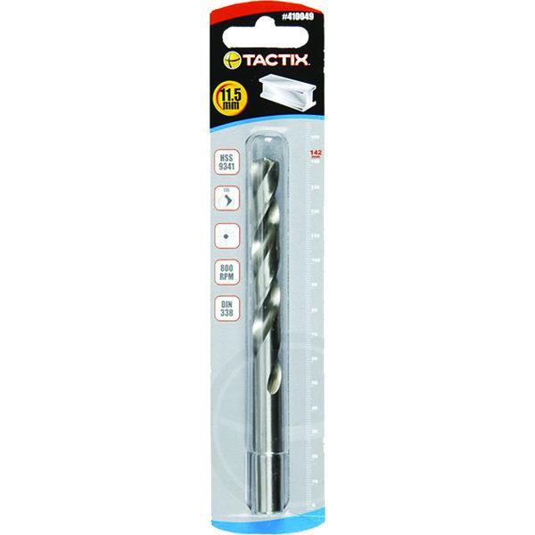 Tactix HSS Twist Drill 11.5mm