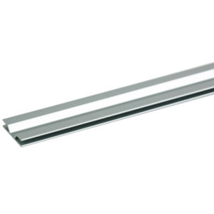 Teng 1M Aluminium Single Track Socket Rail