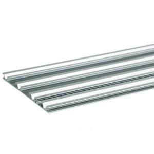 Teng 1M Aluminium 4-Track Socket Rail