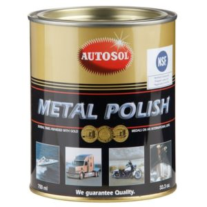 1100 AUTOSOL METAL POLISH 750ml TIN