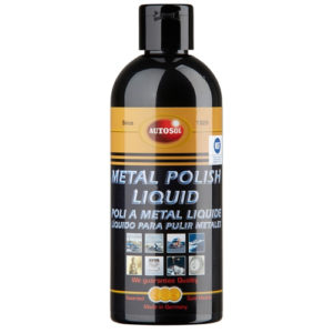 1210 AUTOSOL POLISH LIQUID 250ml BOTTLE