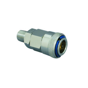 1/4in Male Air-Line Coupling Nitto