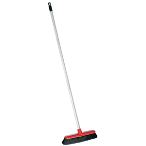 Eco Broom indoor Nylon c/w Handle 300mm