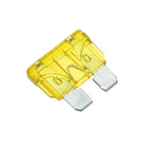 AF 20Amp Standard Blade Fuse (Yellow)-20Pk