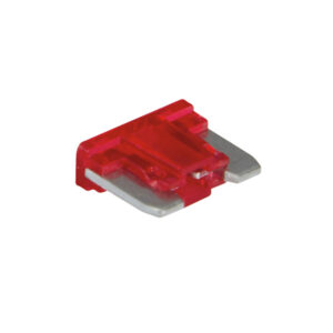 10Amp Low Profile Mini Blade Fuse (Red)-15Pk