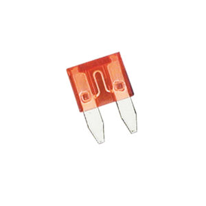 10Amp Mini Blade Fuse (Red)-15Pk