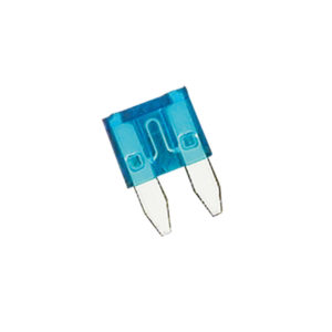 15Amp Mini Blade Fuse (Blue)-15Pk