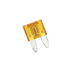 20Amp Mini Blade Fuse (Yellow)-15Pk