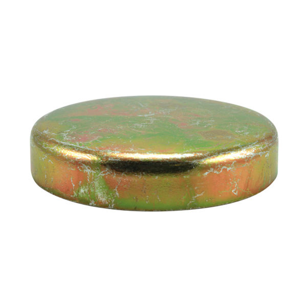 35mm Steel Expansion (Frost) Plug-Cup Type-5Pk